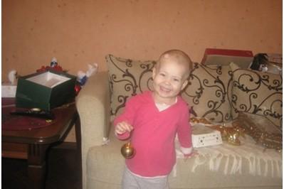 Wierzymy, że córka pokona nowotwór!