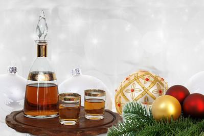 Nalewki świąteczne - DOMOWE PRZEPISY