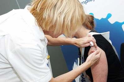 Bezpłatne szczepionki przeciw grypie