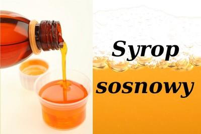 Syrop sosnowy - naturalny lek na każde przeziębienie