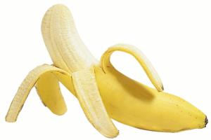 Banan - któż go nie lubi?