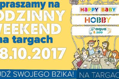 Rodzinny weekend na targach w Poznaniu - znajdź swojego bzika!