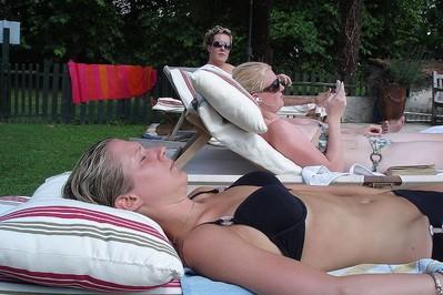 Zdrowe kąpiele słoneczne
