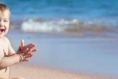 Jak chronić dziecko przed słońcem?