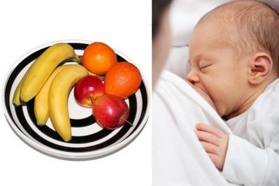 Dieta matki karmiącej - co jeść, a czego unikać? ZOBACZ FILM