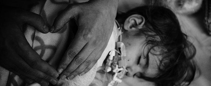 Mama Anielki Hermanowicz- niestrudzona wojowniczka o transplantacje w Polsce!