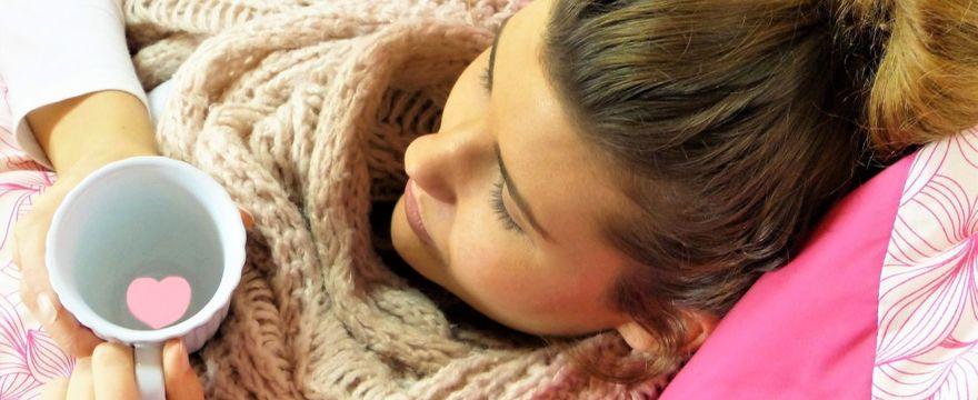 Bezpieczne metody na przeziębienie i grypę u kobiet w ciąży