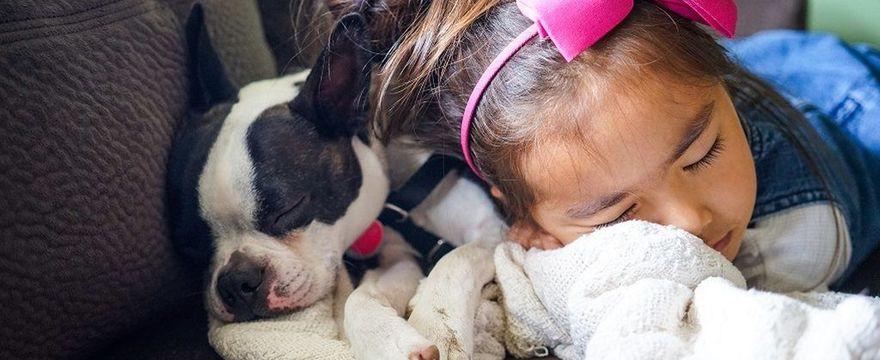 Dziecko ma problemy ze snem? 3 powody dlaczego
